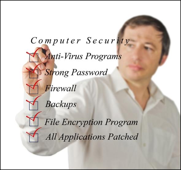 10 Langkah Yang Harus dilakukan Apabila Komputer Terserang Virus