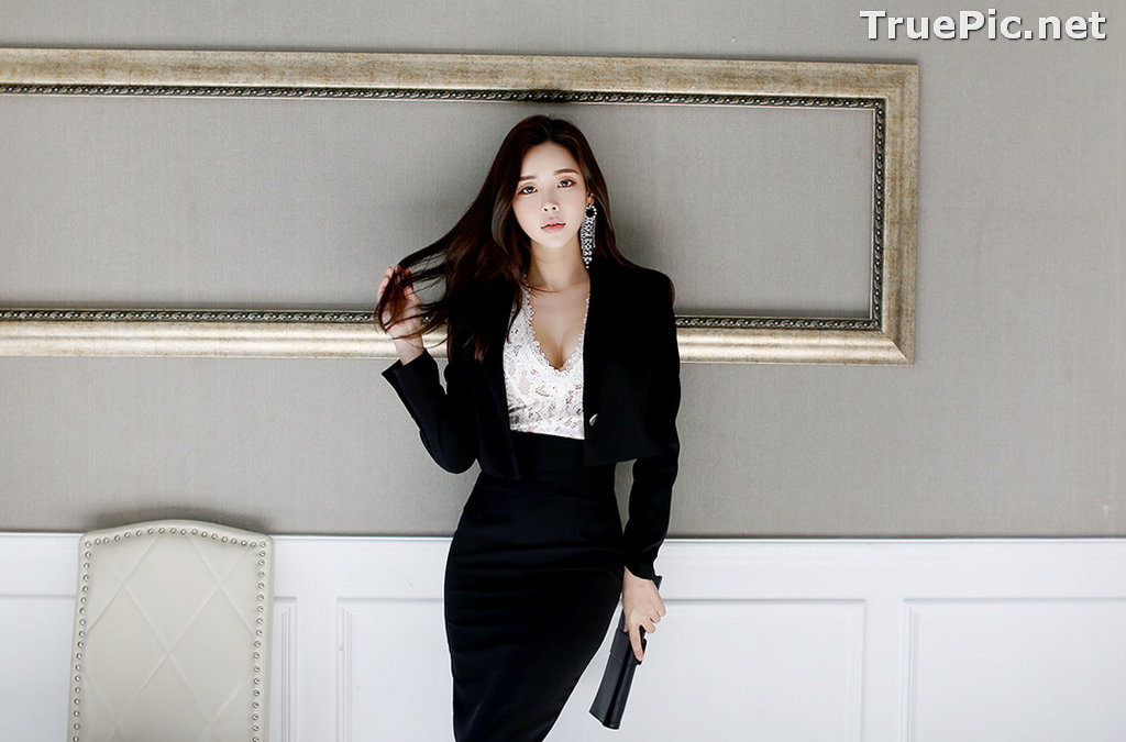 Image Korean Beautiful Model – Park Da Hyun – Fashion Photography #4 - TruePic.net - Picture-10