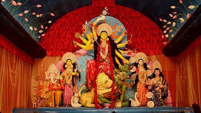 Samaj Sebi Sangh Durga Puja