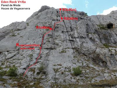 Eden Rock, Hoces de Vegacervera