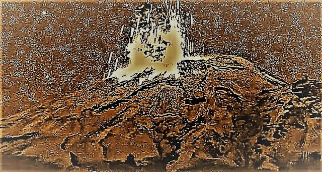 Popocatépetl lanza material incandescente