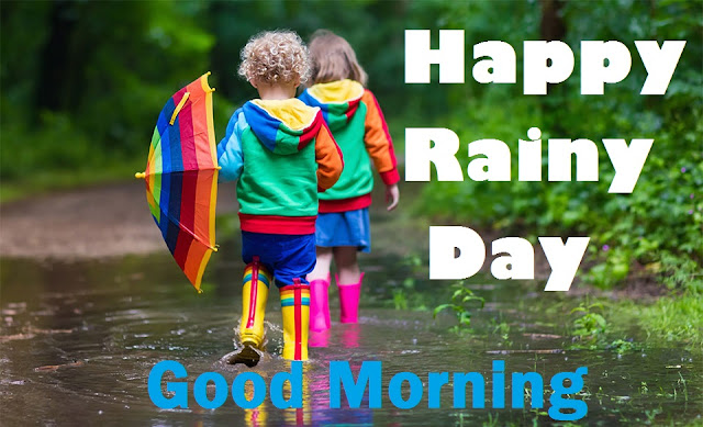 Perfect Good Morning Wishes Images Quotes For Rainy Day
