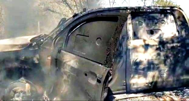 El CJNG iba por 'El Abuelo' en camión blindado; hay 3 muertos (video y fotos) _01