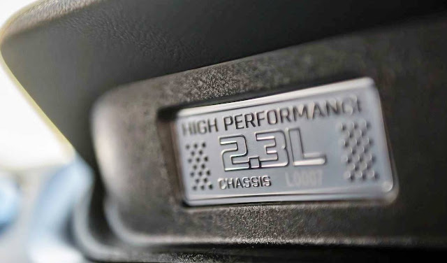 Ford Mustang Ecoboost High Performance Package 0-60