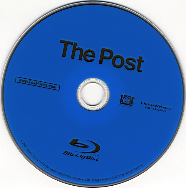 The Post Bluray Label