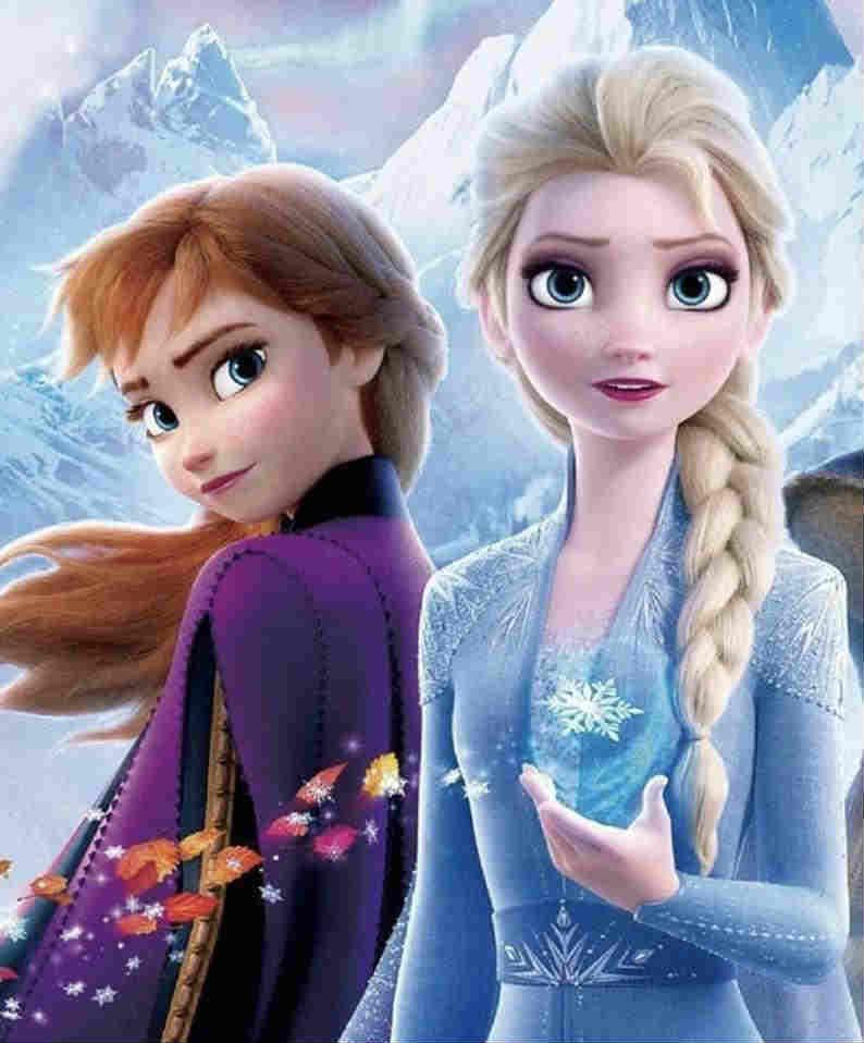Wallpaper Frozen 2 Yang Bikin Smartphone Kamu Cantik Ikut Rame