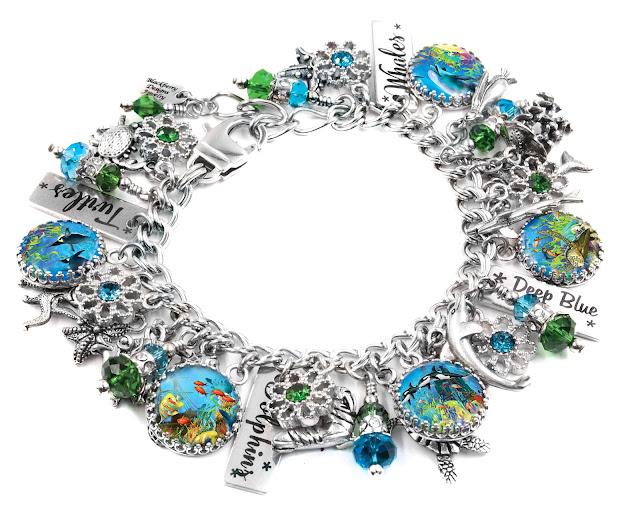 ocean lover gift handmade jewelry