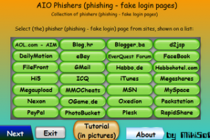 Hack Facebook Or Any Account By Phishing Method Easily