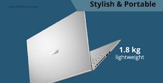 Laptop stylish dan portable