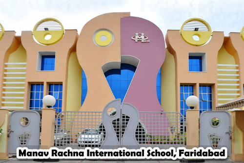 Manav Rachna International School, Sector 21C, Faridabad