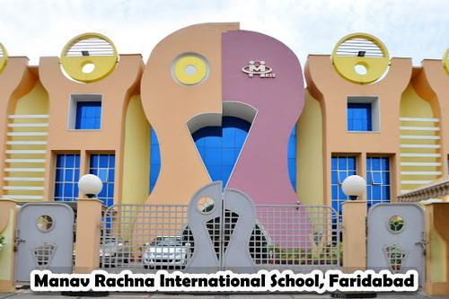 Manav Rachna International School, Sector 21C, Faridabad
