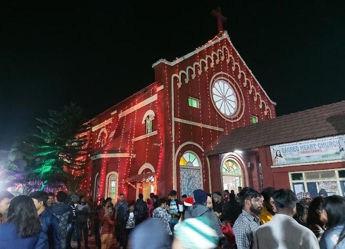 Kharagpur Celebrates Christmas 2019