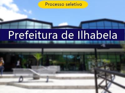 Prefeitura de Ilhabela lança processo seletivo para 13 vagas