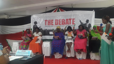 Kilifi debate. PHOTO | Courtesy