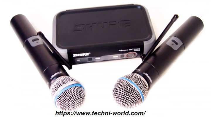 الميكروفونات وأنظمة الراديو- الفرق بين الميكروفون والسماعة