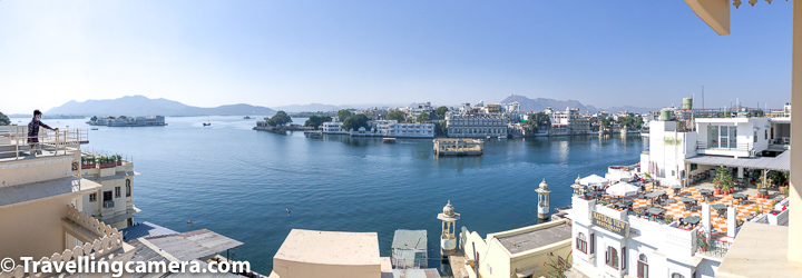 1. Raj Niwas is few yards away from Lal Ghat of Lake Pichola and next to Monsoon cafe. Lake is visible from the hotel*.  2. Best place to explore in Udaipur, City Palace, is located at walking distance from Raw Niwas hotel.