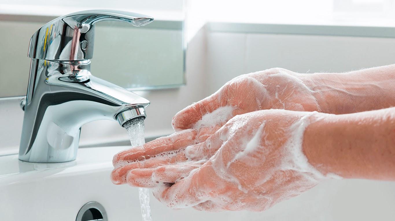 La importancia de lavarse las manos ante el coronavirus