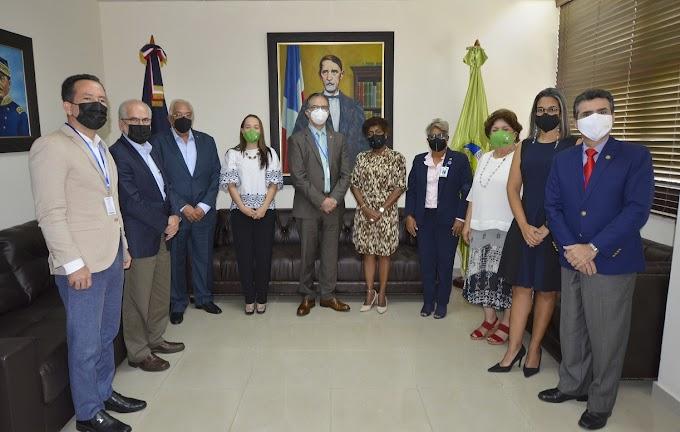 Tribunal Superior Electoral y Participación Ciudadana inician acercamientos para fortalecimiento del TSE