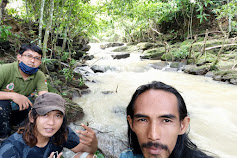Sungai Grojogan Potensi Baru Wisata Desa Lubuk Mandarsyah