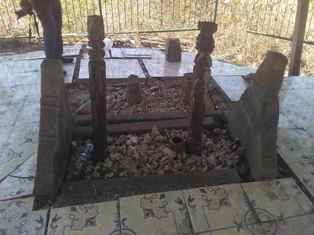 Makam La Wana Datu Botto