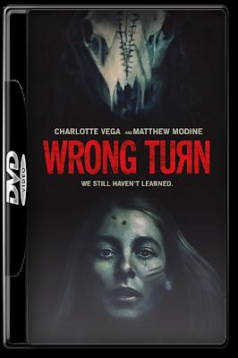 Wrong Turn [2021] [DVD R1] [Subtitulada]