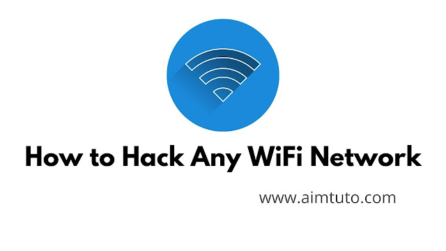 how to hack any wifi network
