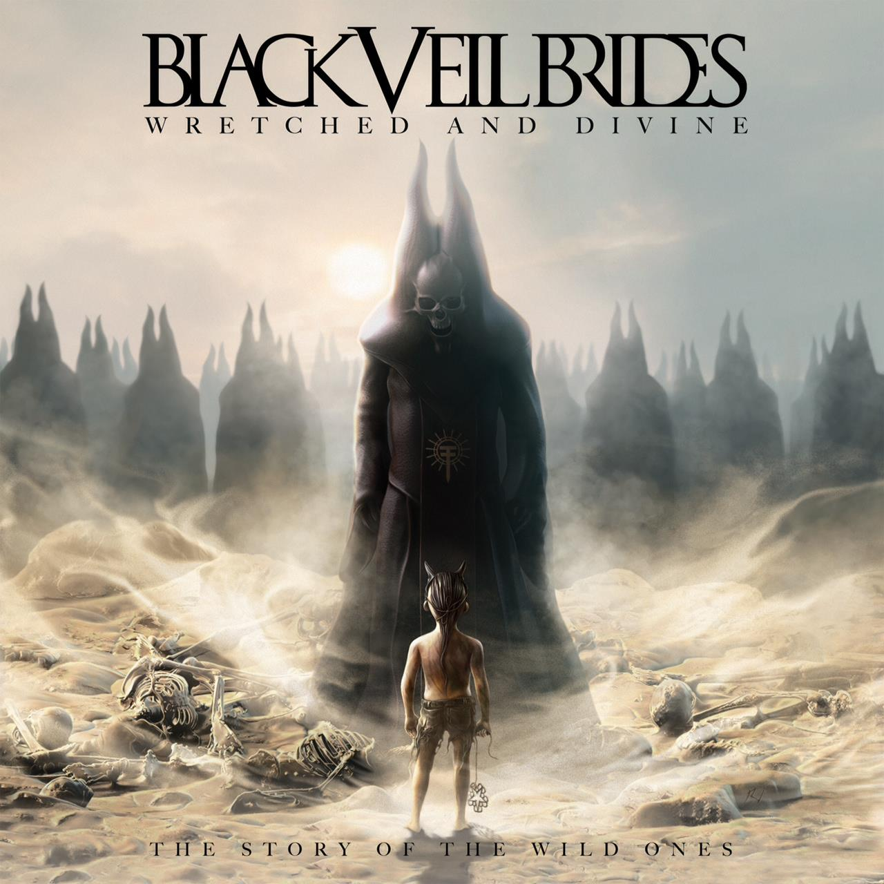 Rock Forever Magazine: Black Veil Brides - Wretched And ...
