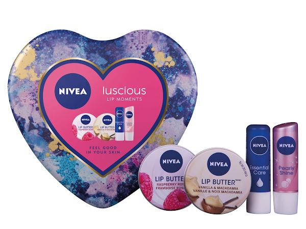 NIVEA and NIVEA MEN launch the new Christmas range with a stylish selection of gifts