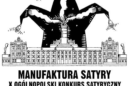 "International Cartoon Exhibition  ""MANUFAKTURA SATYRY"", Zyrardow, Poland"