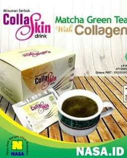 Collagen Drink Matcha Green Tea 15 Sachet