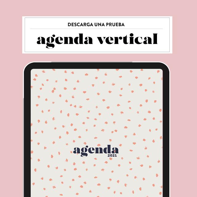 agenda digital gratis bonita ipad 2021