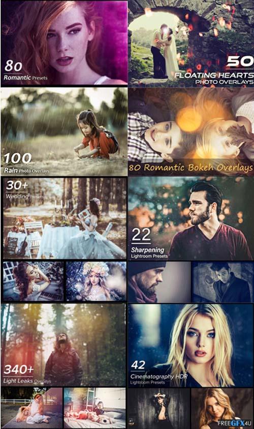 1800+ Wedding Effects Bundle