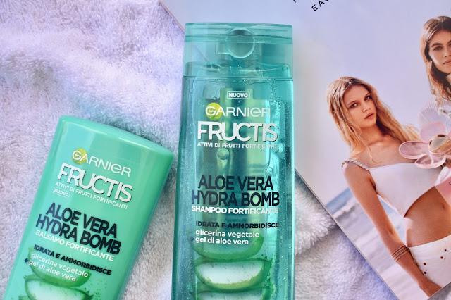 fructis aloe vera hydra bomb