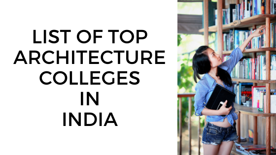 List-of-top-Architecture-colleges-in-India  School-of-Planning-and-Architecture,-New-Delhi CEPT-University,-Ahemdabad Sir-JJ-College-of-Architecture,-Mumbai IIT-Kharagpur IIT,-Roorkee Chandigarh-College-of-Architecture,-Chandigarh Jamia-Millia-Islamia-University,-New-Delhi NIT,-Thiruchirapalli Birla-Institute-of-Technology,-Mesra,-Ranchi NIT,-Bhopal NIT,-Jaipur Jadavpur-University,-Kolkata School-of-Planning-And-Architecture,-Bhopal School-of-Planning-And-Architecture,-Vijayawada Rizvi-College-of-Architecture,-Mumbai NIT,-Calicut NIT,-Nagpur Anna-University,-Chennai