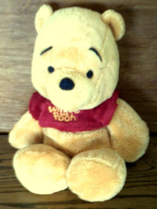 7c751be06a70 Treasure Box . . . . . 881-6463  Disney Winnie the Pooh Bear Plush Toy