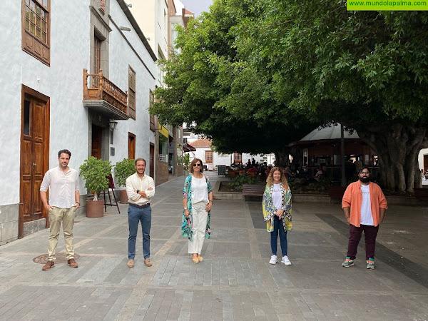 La moda de La Palma conquista Madrid con la participación de las firmas de moda nupcial en la pasarela Atelier Couture