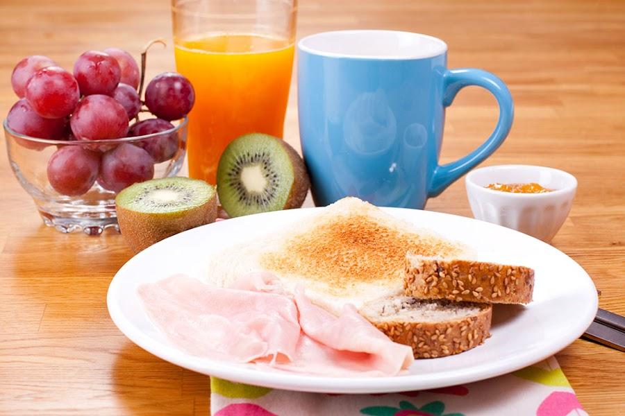 Como preparar un desayuno saludables en los fríos meses de invierno