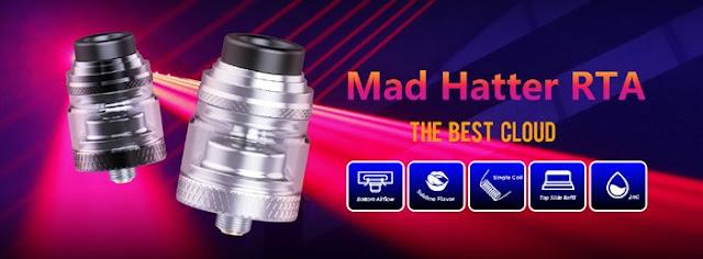 Advken Mad Hatter RTA Overview