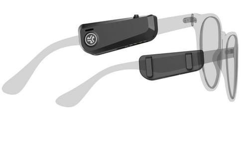 JBuds Frames ... loudspeakers you attach to glasses
