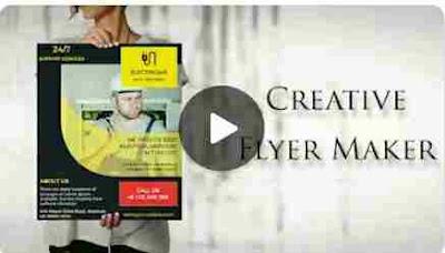 Flyers, Poster Maker, Graphic, Design, Banner Maker