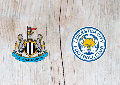 Newcastle United vs Leicester City - Highlights 29 September 2018