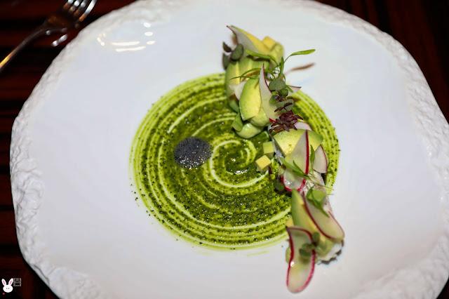 Brisbane fine dining restaurant, Bacchus