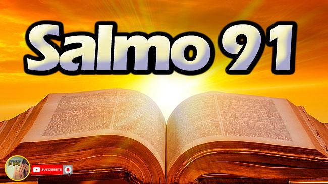 Salmo 91 con oración poderosa