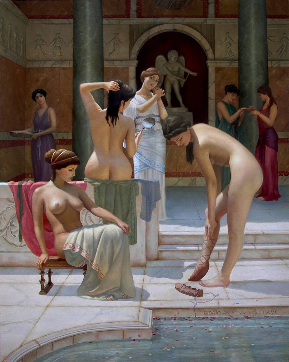 Showing Porn Images For Ancient Greek Orgy Porn
