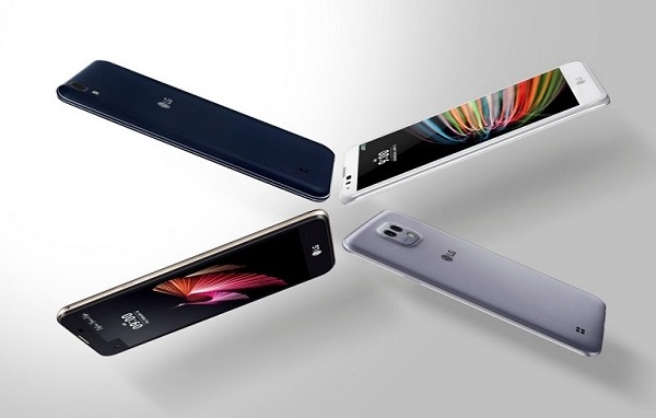 LG X mach, X max, X power and X style smartphones announced