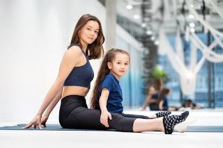 Exercícios para crianças
