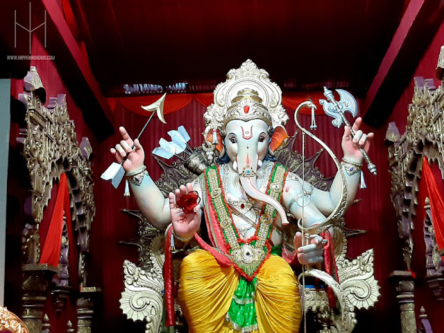 Lalbaug Sarvajanik Utsav Mandal Ganeshgalli, Ganesh Chaturthi 2019, Ganesh Chaturthi, Mumbai Ganesh Festival, Mumbai, Mumbai Ganpati 2019, Ganesh Chaturthi in Mumbai, Ganesh Chaturthi celebration in Mumbai, Ganesh Chaturthi Celebrations, Famous ganpati in Mumbai, Festival, Best Ganpati in Mumbai, Mumbai Ganesh darshan, Ganesh Chaturthi Mumbai, Blog, Blogging, Bloggers, Indian Bloggers, Incredible India, Personal, Happening Heads, #HappeningHeads