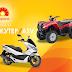 Спечелете скутери Honda PCX 125 и ATV Honda TRX 420 TE и още 16 800 награди