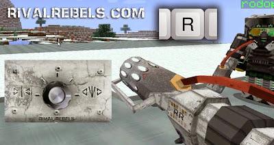 Flamethrower Minecraft Mod weapon control