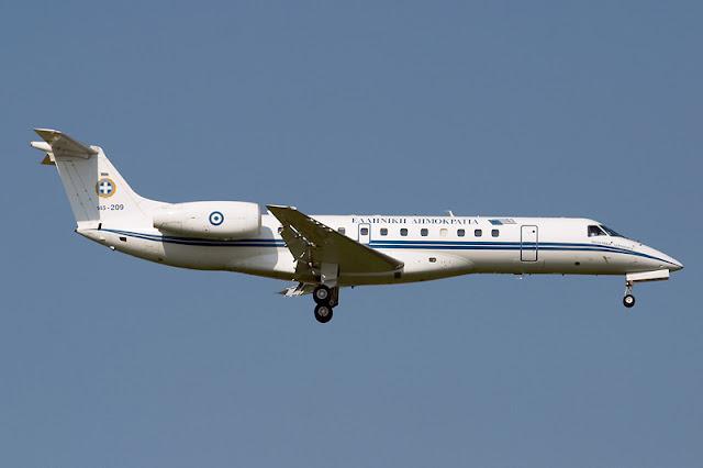 Πολεμική Αεροπορία: Συνεχίζει να σώζει ζωές - Αεροδιακομιδή ασθενούς στο εξωτερικό